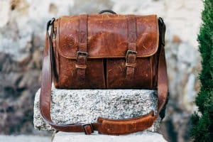 A few of the best leather messenger bags