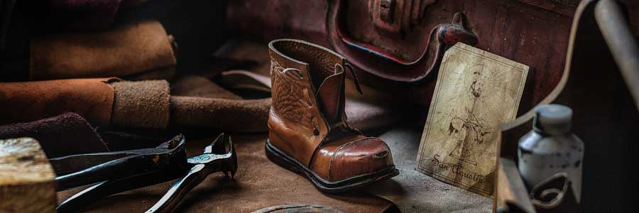 Caring for your leather boots properly