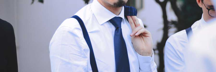See through dress shirts - solving the problem