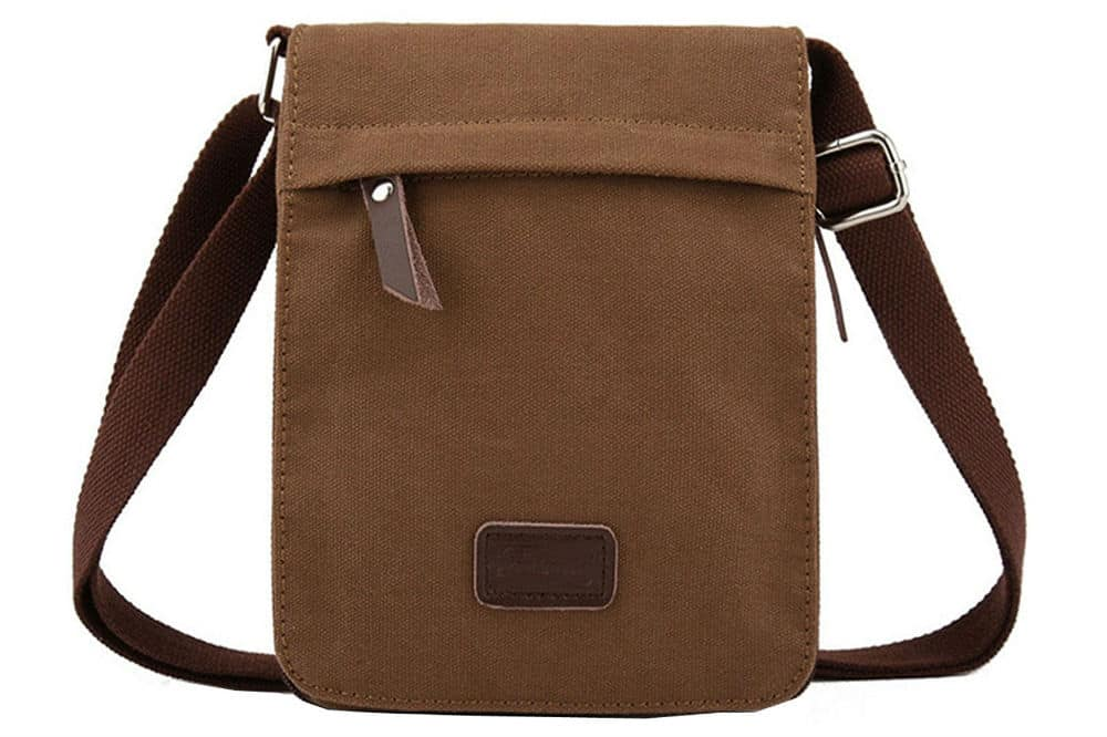 Berchirly Small Vintage Cross Body Messenger Bag Review
