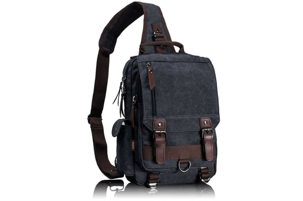 Leaper Cross Body Messenger Bag Review