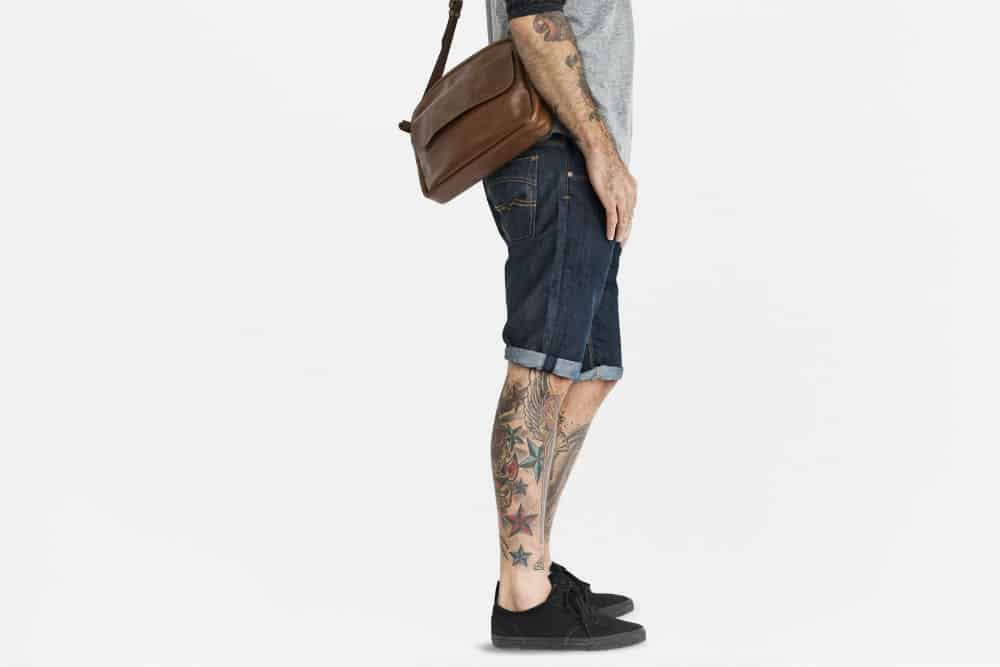 The Importance of a Messenger Bag in a Man's Wardrobe