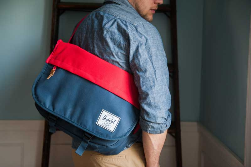 A quick look at some of the many messenger bag uses