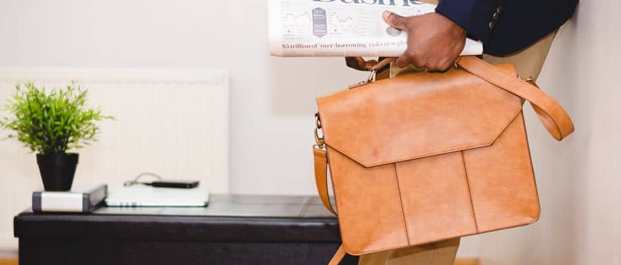 Why is a messenger bag better?