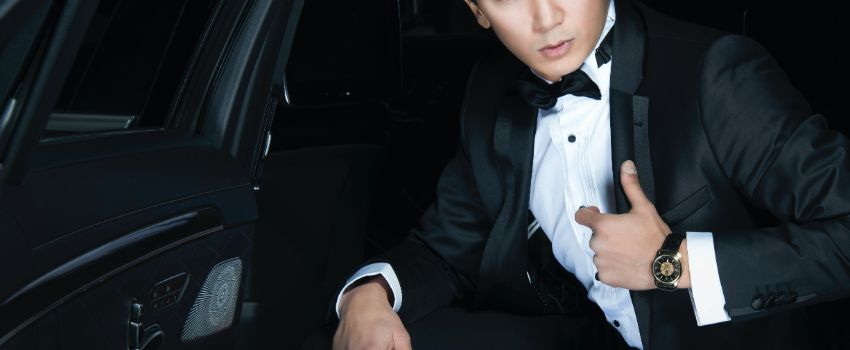 When do you wear a tuxedo?